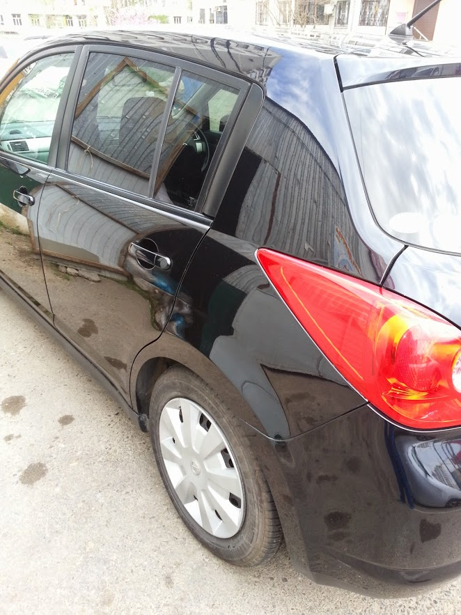 Полировка автомобиля в Краснодаре Nissa