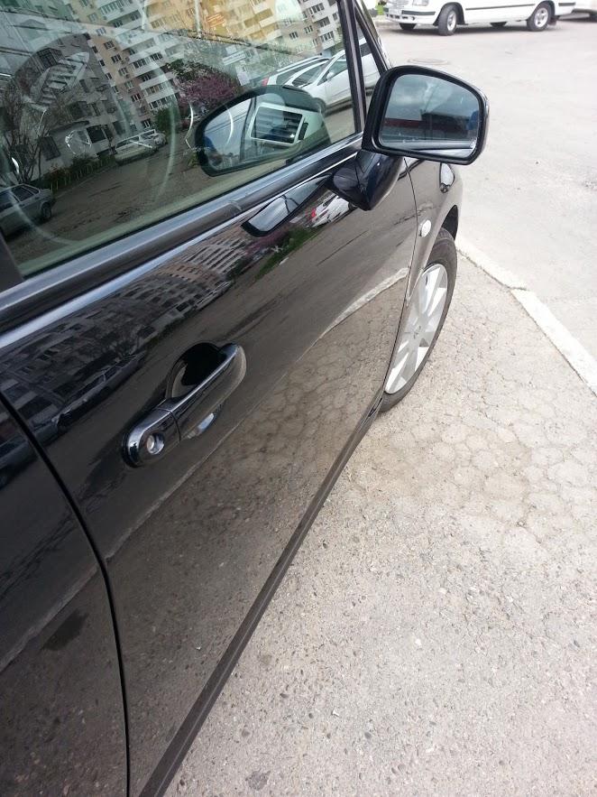 Ремонт вмятин и полировка автомобиля Краснодар