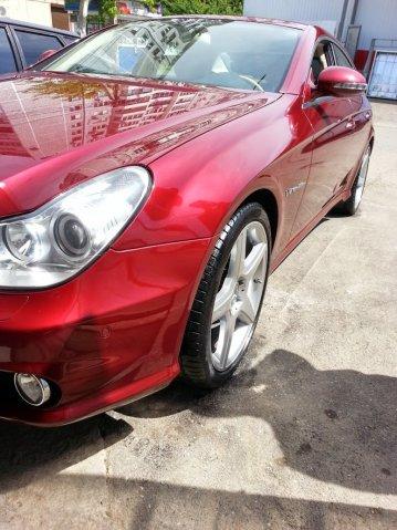 Mercedes CLS 55 полировка в Краснодаре